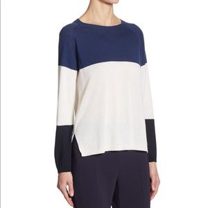 MaxMara Garian Colorblock Sweater
